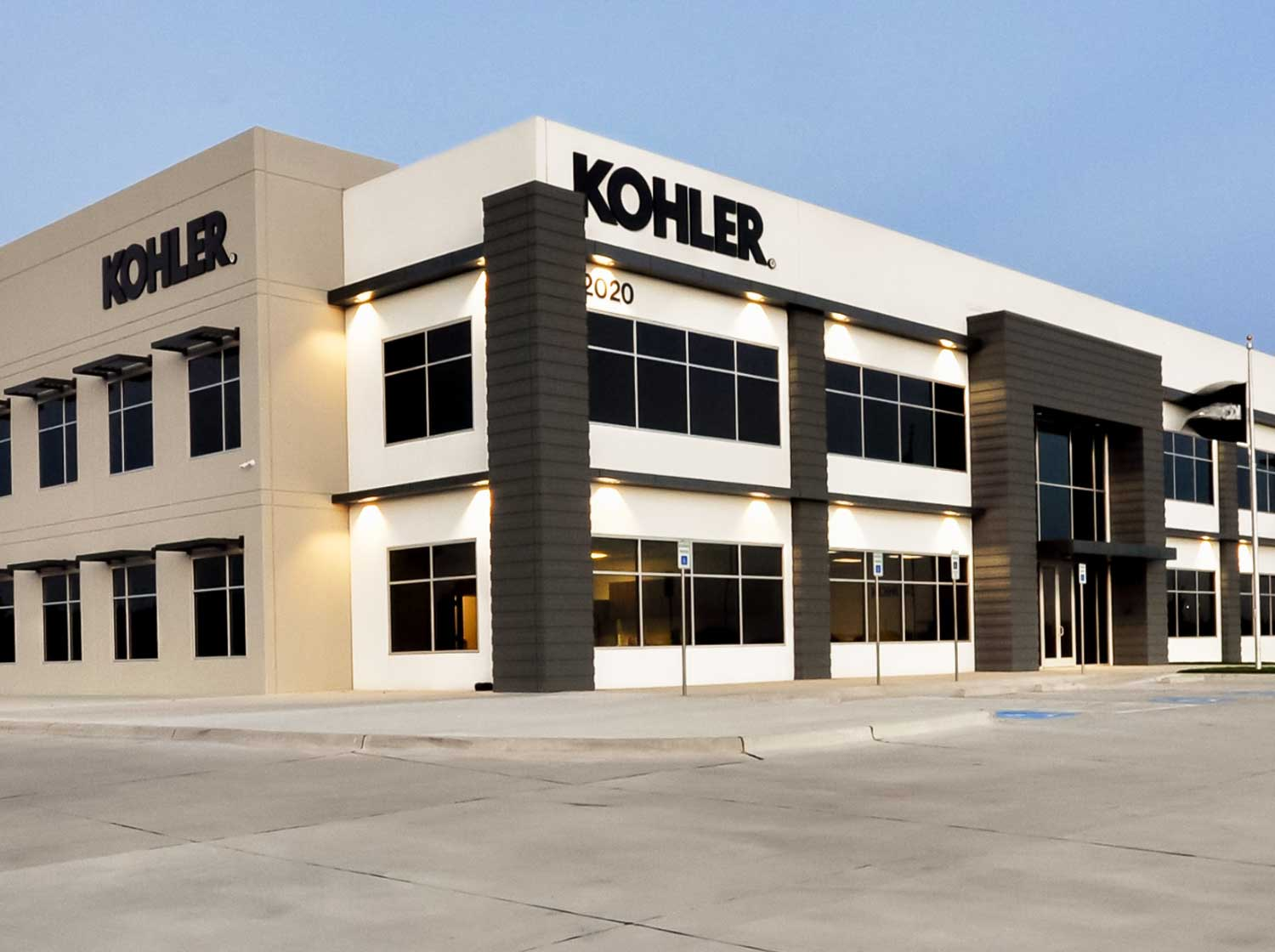 Kohler Co. Building DeSoto TX