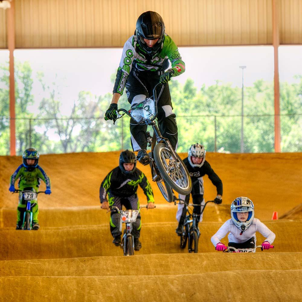 DeSoto BMX Center