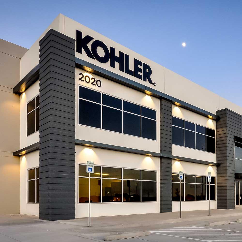 Kohler Entrance in DeSoto Tx
